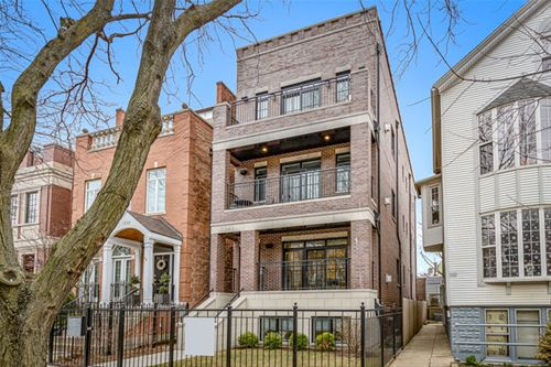 1341 W George Unit 3, Chicago, IL 60657 Lakeview