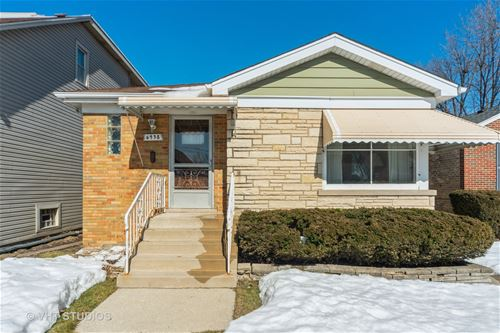 6538 W Foster, Chicago, IL 60656 Norwood Park