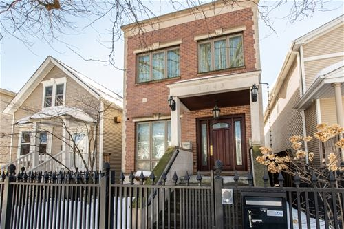 1743 W Fletcher, Chicago, IL 60657 Lakeview