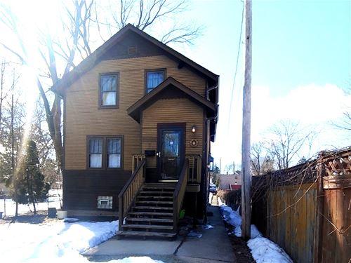 6008 N Avondale, Chicago, IL 60631 Norwood Park