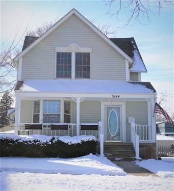 5144 Benton, Downers Grove, IL 60515