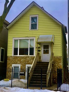 2151 W Berteau, Chicago, IL 60618