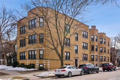 4455 N Hamilton Unit 3, Chicago, IL 60625 Ravenswood
