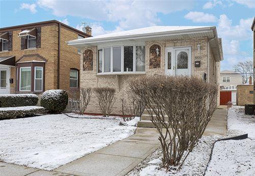 5133 N Natchez, Chicago, IL 60656 Norwood Park