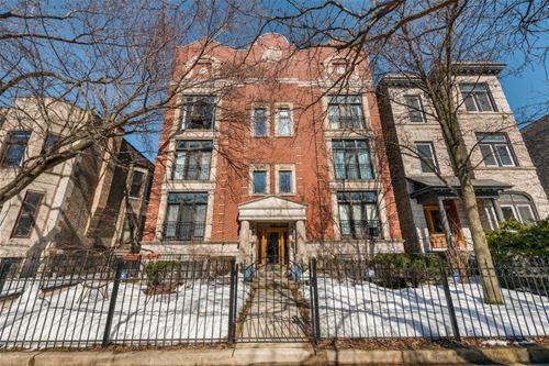 1412 W Cuyler Unit 1E, Chicago, IL 60613 Graceland West