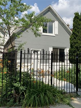 1422 N Lawndale, Chicago, IL 60651 Humboldt Park