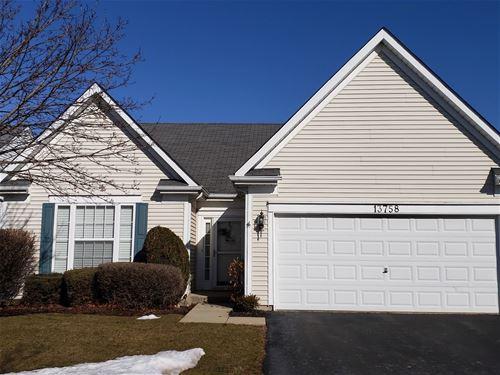 13758 S Hickory, Plainfield, IL 60544