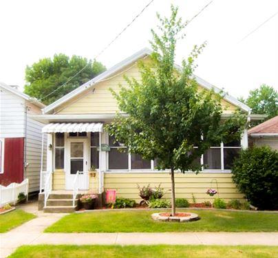 517 Webster, Ottawa, IL 61350