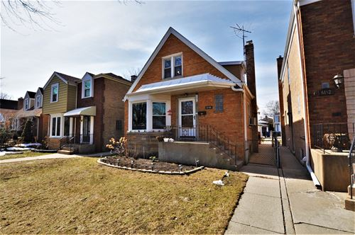 6150 N Springfield, Chicago, IL 60659
