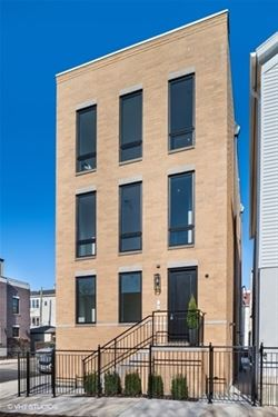 1244 W Huron Unit 2, Chicago, IL 60642