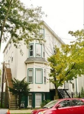 2112 N Campbell, Chicago, IL 60647