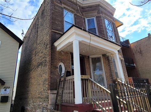 1627 N Washtenaw, Chicago, IL 60647