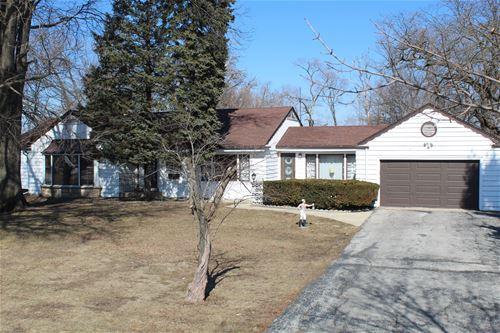 650 W Holbrook, Glenwood, IL 60425