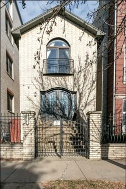 1634 W Erie, Chicago, IL 60622