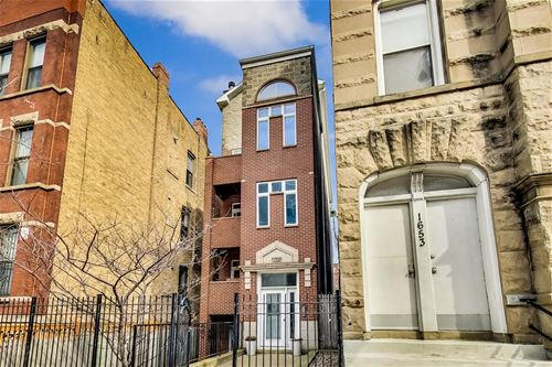 1655 N Halsted Unit 1, Chicago, IL 60614