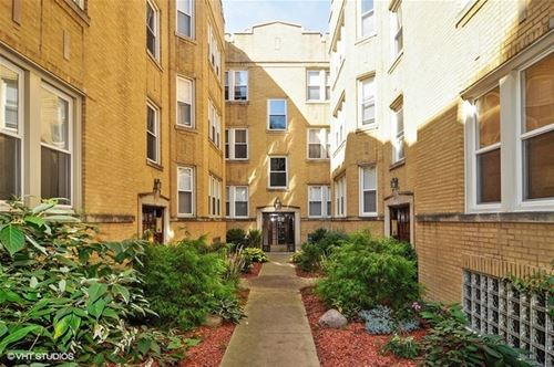 3402 N Bell Unit 3, Chicago, IL 60618