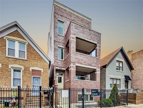 2435 W Augusta Unit 1, Chicago, IL 60622