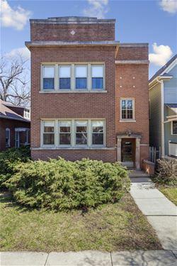 6321 N Paulina, Chicago, IL 60660
