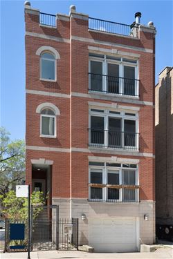 2822 N Orchard Unit 3, Chicago, IL 60657