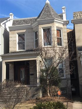 4009 N Greenview, Chicago, IL 60613