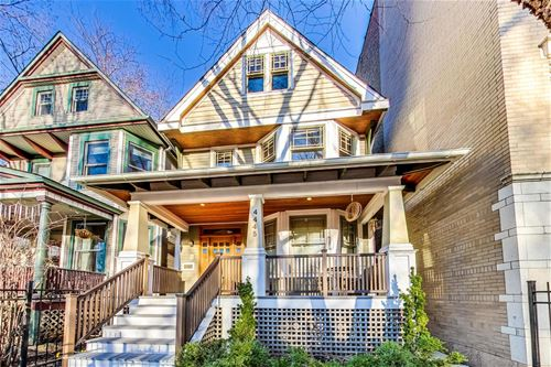 4445 N Greenview, Chicago, IL 60640