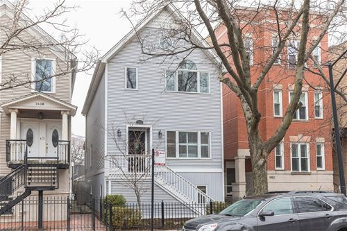 1454 W Wolfram, Chicago, IL 60657