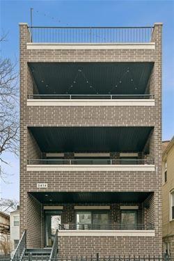 3414 N Seminary Unit 1, Chicago, IL 60657