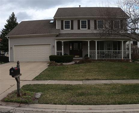 1814 Hampton, Plainfield, IL 60586