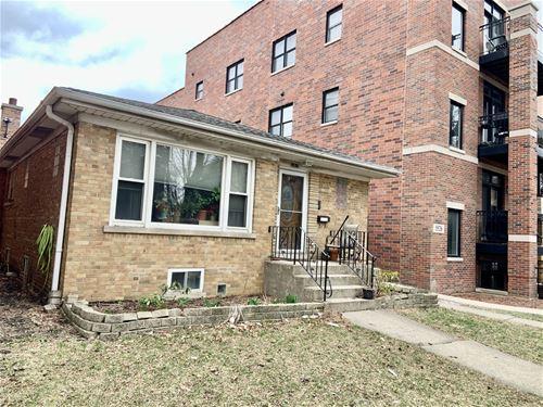 5530 W Edmunds, Chicago, IL 60630