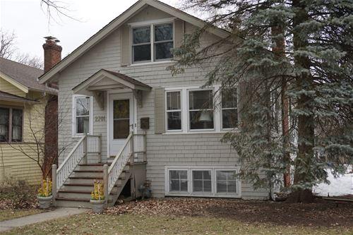 2701 Noyes, Evanston, IL 60201