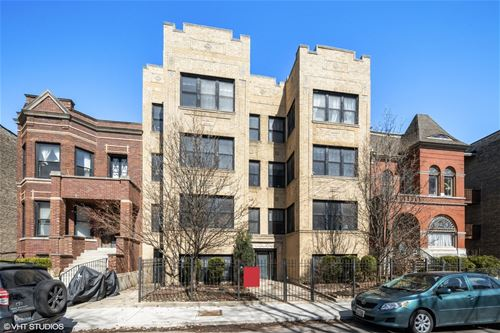 2142 W Concord Unit G, Chicago, IL 60647