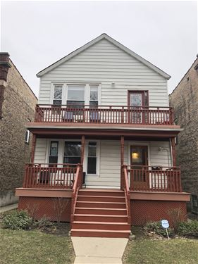 2531 W Eastwood, Chicago, IL 60625