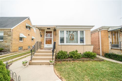 6923 W Balmoral, Chicago, IL 60656