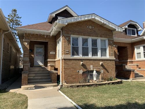 4930 N Kenneth, Chicago, IL 60630