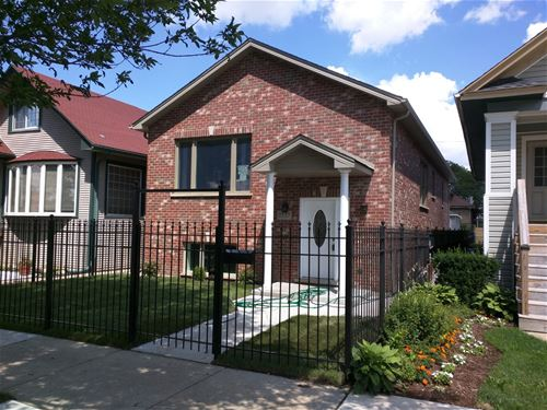 2841 N Rutherford, Chicago, IL 60634