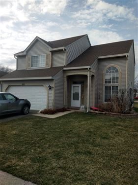 885 Dogwood, Lake In The Hills, IL 60156