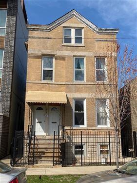 1814 W Haddon, Chicago, IL 60622
