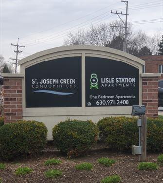 4721 St Joseph Creek Unit 4G, Lisle, IL 60532