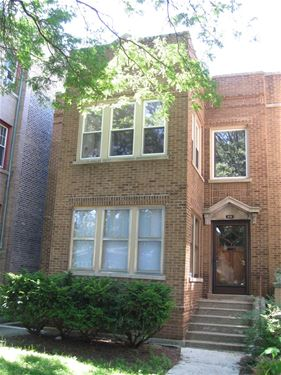 2131 W Morse, Chicago, IL 60645