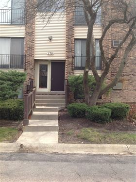 170 Dunteman Unit 102, Glendale Heights, IL 60139