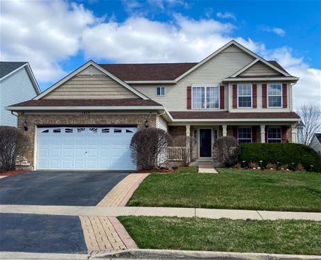 1415 Fox Sedge, Woodstock, IL 60098