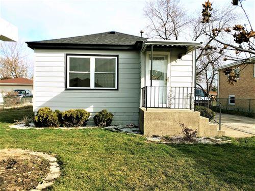 5810 W 88th, Oak Lawn, IL 60453