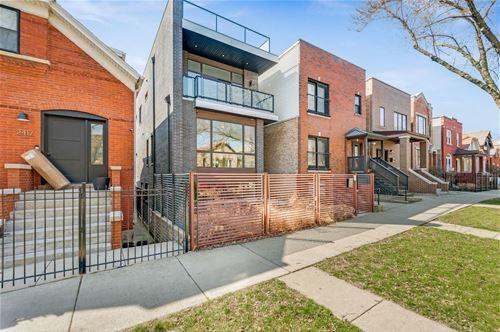 2419 W Huron, Chicago, IL 60612