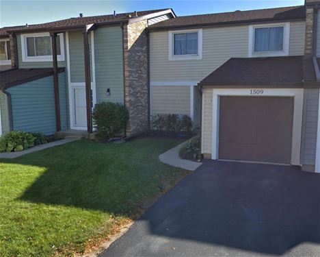 1509 Cedarwood Unit 1509, Wheeling, IL 60090