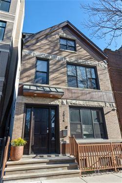 2014 W Webster, Chicago, IL 60647