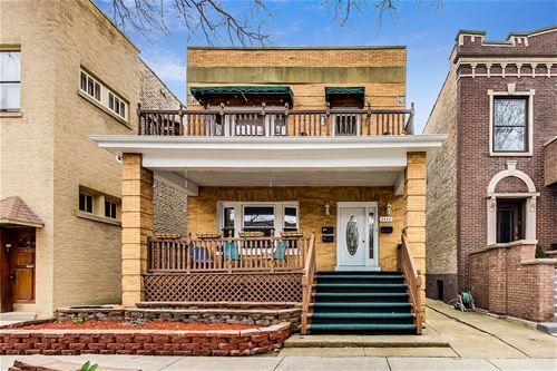 4443 N Artesian, Chicago, IL 60625