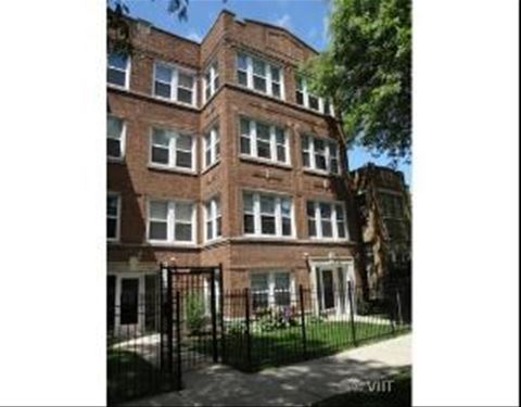 4908 N Springfield Unit 3, Chicago, IL 60625