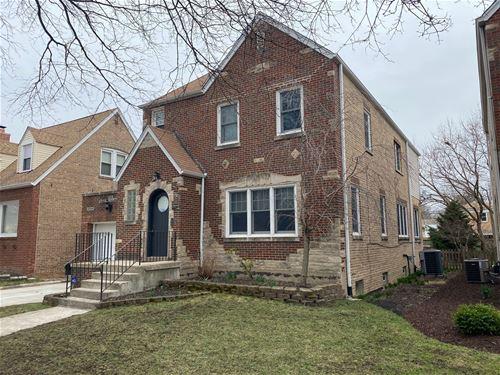 5933 N Bernard, Chicago, IL 60659