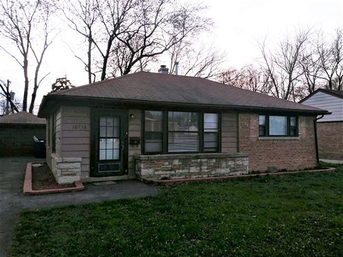 10718 S Pulaski, Oak Lawn, IL 60453
