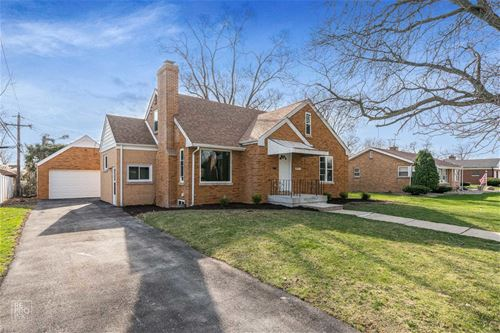 853 N Memorial, Chicago Heights, IL 60411